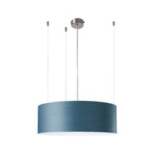 Gea 1 Light Drum Pendant