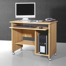 """Computertisch """"482"""" in Buche-Nachbildung"""
