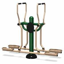 Essentials In-Ground Mount Double Strider