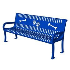 <strong>Ultra Play</strong> Bark Park Deluxe Bench