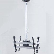 Höhenverstellbare Deckenhalterung TDH 4 Maxi Double
