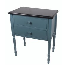 2 Drawer Stand Chest