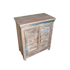 2 Door Reclaimed Stand Chest