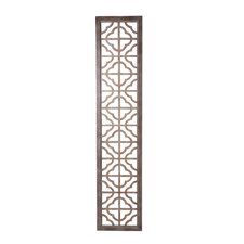 Wooden Screen Panel Wall Décor