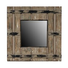 <strong>Privilege</strong> Square Reclaimed Mirror