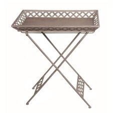 Iron Tray Table