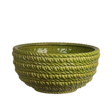 Ceramic Braided Bowl