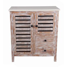 2 Door 2 Drawer Chest