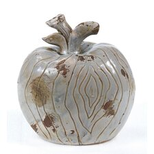 Ceramic Apple Finial
