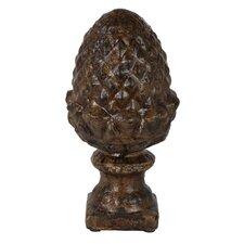 Ceramic Pineapple Finial