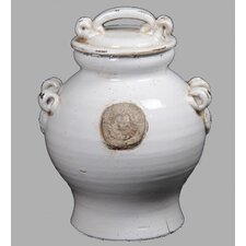 <strong>Privilege</strong> Millano Lidded Decorative Urn