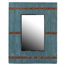 Vintage Reclaimed Wall Mirror