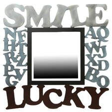 Smile, Lucky, ABCD Mirror