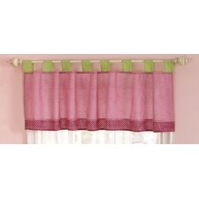 Zurie Cotton Blend Curtain Valance