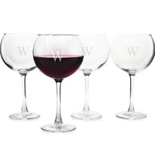 Gifts Red Wine Glass (Set of 4)