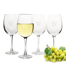 Gifts White Wine Glass (Set of 4)