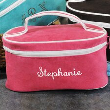 Train Travel Case in Pink
