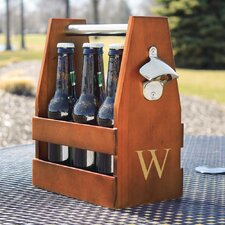 Personalized Craft Beerholder with Opener
