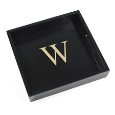 Personalized Lacquer Tray