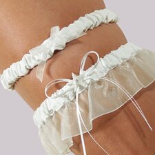 Beach Wedding Garter
