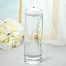 Elegance Floating Unity Candle