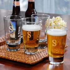 Personalized Pint Glass (Set of 4)