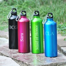 <strong>Cathys Concepts</strong> Water Bottle in Aqua