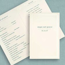 Ivory Pearl Program Paper in Ivory