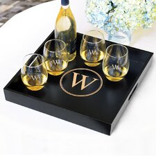 Personalized Square Serving Tray