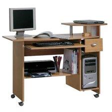 Computer-Schreibtisch mit 4 Arbeitsflächen