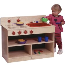<strong>Steffy Wood Products</strong> 2-in-1 Kitchen Unit