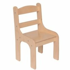 "8"" Classroom Toddler Chair"