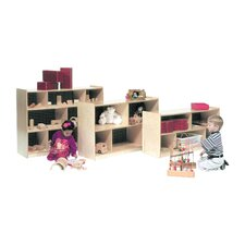 "24"" Mobile Toddler Storage Unit"