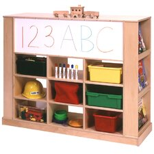 Island 24 Compartment Cubby