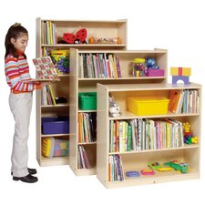 <strong>Steffy Wood Products</strong> Book Cases with Adjustable Shelves