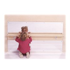 <strong>Steffy Wood Products</strong> Infant Wall Mirror