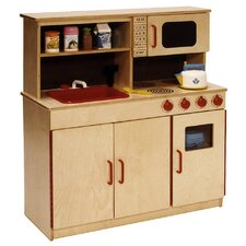 <strong>Steffy Wood Products</strong> 4-in-1 Kitchen Center