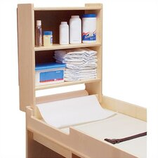 <strong>Steffy Wood Products</strong> Changing Table Paper Roll Holder
