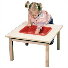 <strong>Steffy Wood Products</strong> Toddler Small Sand and Water Table