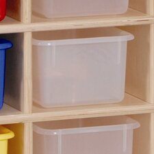 <strong>Steffy Wood Products</strong> 20 Tray Cubby Storage with Tray
