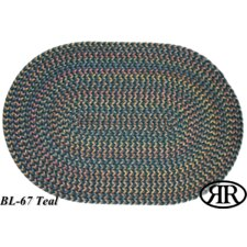 Blossom Teal Indoor/Outdoor Rug