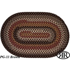 Pilgrim Brown Multi Rug