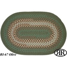 Rio Olive Indoor/Outdoor Rug