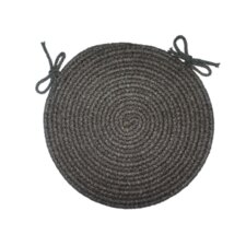 Tapestry Round Chair Pad
