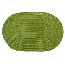 Solid Key Lime Indoor/Outdoor Rug