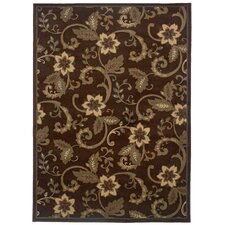 Carlton Brown/Ivory Rug
