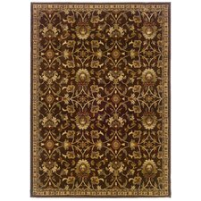 Carlton Brown/Beige Rug