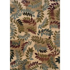 <strong>Boylston Industries</strong> Marion Beige/Gold Rug