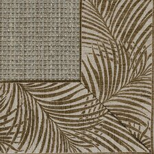<strong>Fibreworks</strong> Botanical Blends Spring Twine Pine Chaparral Bordered Rug