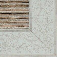 Cheena Heritage Vanilla Vine Bordered Area Rug